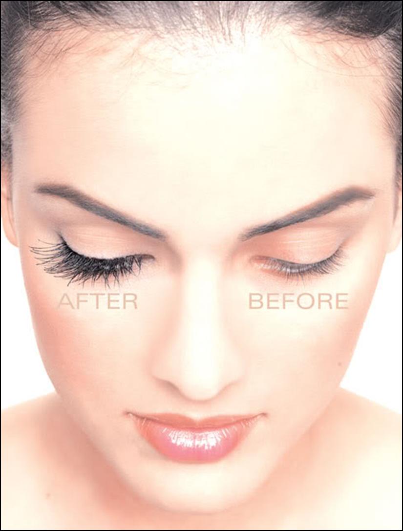 Custom Eyelash Extensions